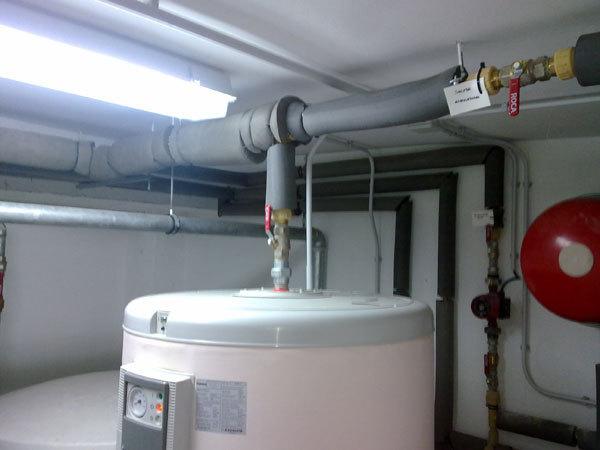 Instaladores profesionales de fontaner a gas y calefacci n - Constructoras en valladolid ...